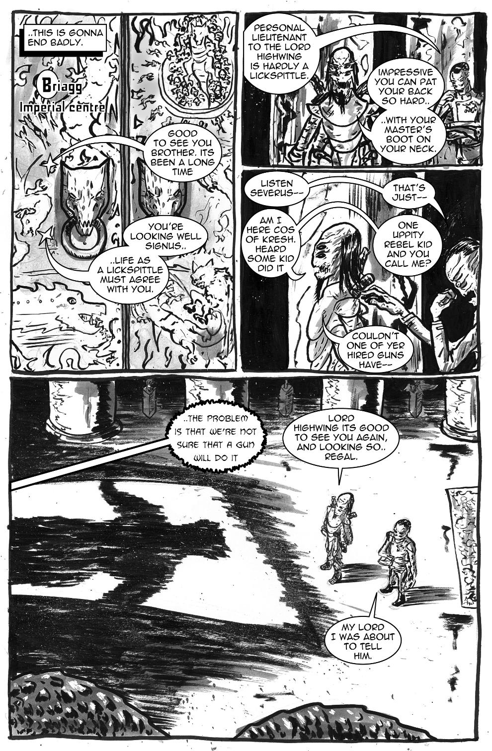 Serpenteen #1 Page 24